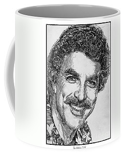 Tom Selleck In 1984 Coffee Mug