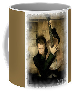 Tom Waits Coffee Mug