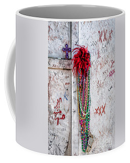 Tomb Of Marie Laveau New Orleans Coffee Mug