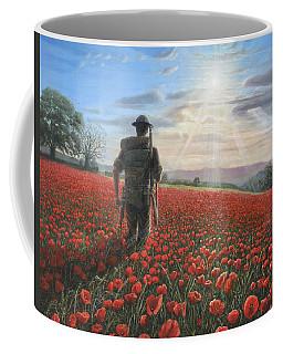 Soldier Field Coffee Mugs