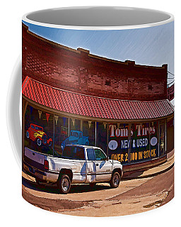 Tom's Tires Coffee Mug