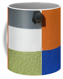 Coffee Mug featuring the photograph Tonal Junction by Brian Boyle