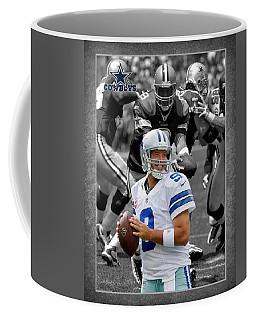 Tony Romo Cowboys Coffee Mug
