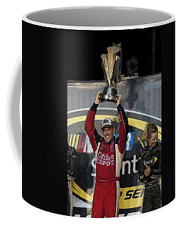 Tony Stewart Cup Champ 3 Coffee Mug