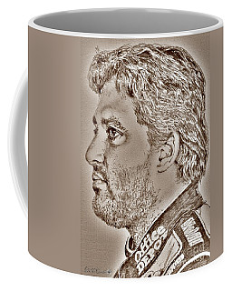 Tony Stewart In 2011 Coffee Mug