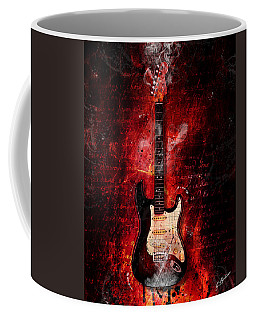 Too Hot To Handle Coffee Mug
