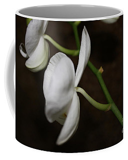 Too Orchid Coffee Mug by Cathy Dee Janes