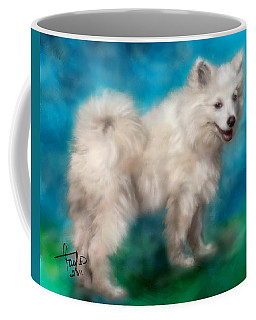 Too Sexy For My Fur Coffee Mug by Colleen Taylor