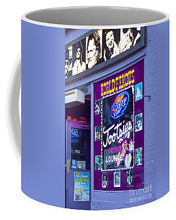 Coffee Mug featuring the photograph Tootsies Nashville by Brian Jannsen