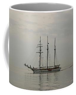 Topsail Schooner Mystic Coffee Mug