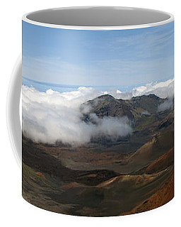 Top Of The World Coffee Mug by Bob Slitzan