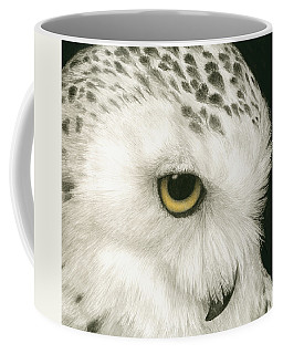 Topaz In The Snow Coffee Mug by Pat Erickson