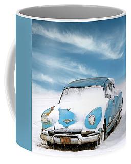Topeka Blues Coffee Mug by Christopher McKenzie