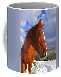 Tori Girl Coffee Mug by Elizabeth Dow
