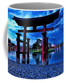 Torii Gate 2 Coffee Mug