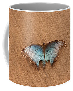 Torn Beauty Coffee Mug