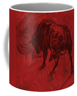 Toro Painting Coffee Mug