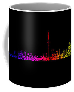 Toronto Rainbow Coffee Mug