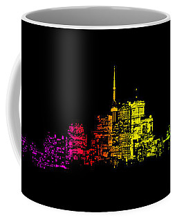 Toronto Skyline Gradient Coffee Mug