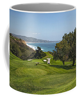 Torrey Pines Golf Course North 6th Hole Coffee Mug