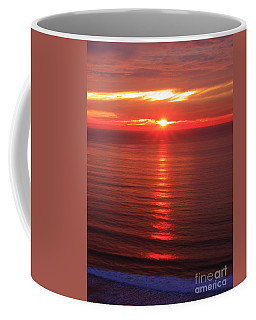 Torrey Pines Starburst Coffee Mug