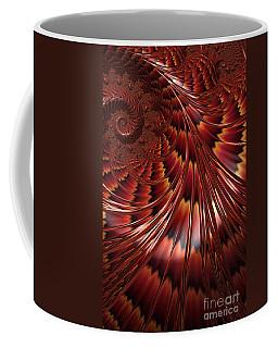 Tortoiseshell Abstract Coffee Mug