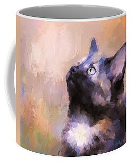 Tortoiseshell Kitten #3 Coffee Mug