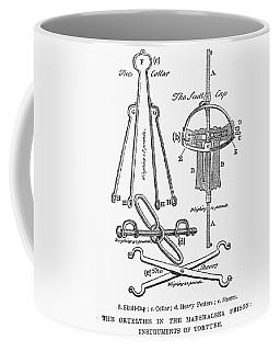 Torture Instruments Coffee Mug