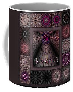 Tortured Glass Redux Coffee Mug