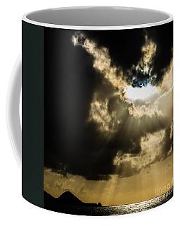 Total Solar Eclipse Breakthrough Coffee Mug