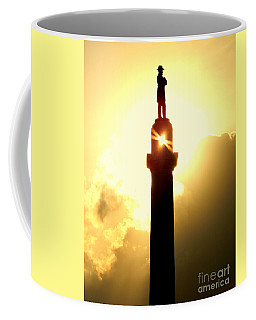 General Robert E. Lee And The Summer Solstice In New Orleans Coffee Mug by Michael Hoard