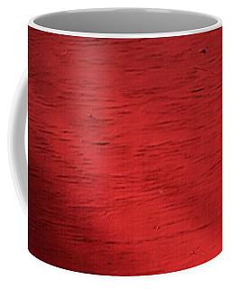 Totem On Red Coffee Mug