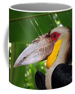 Coffee Mug featuring the photograph Toucan by Sergey Lukashin