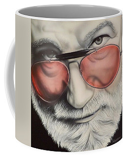 Touch Of Grey Coffee Mug