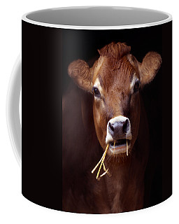 Toupee Coffee Mug by Skip Willits