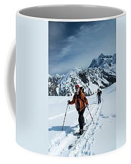 Touring Mt Baker Coffee Mug