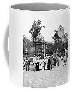 Tourists In Caracas Coffee Mug