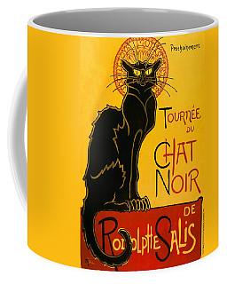Tournee Du Chat Noir Coffee Mug