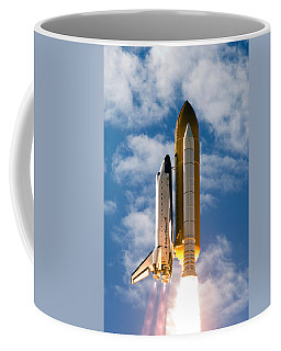 Towards Heaven Coffee Mug