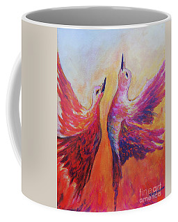 Towards Heaven Coffee Mug