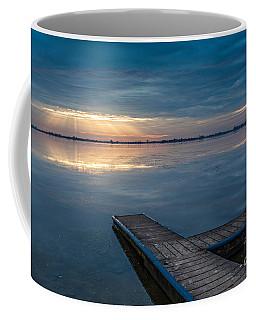 Towards The Light Coffee Mug