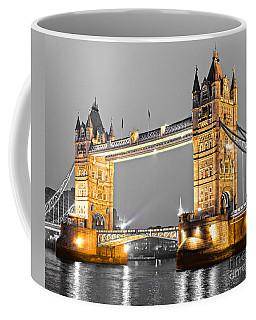 Tower Bridge - London - Uk Coffee Mug
