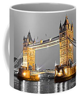 Tower Bridge - London - Uk Coffee Mug by Luciano Mortula