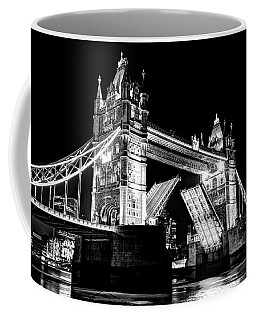 Tower Bridge Opening Coffee Mug