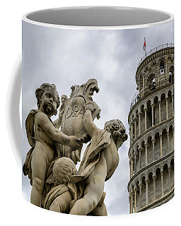 Tower Of Pisa Coffee Mug