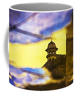 Tower Reflection Coffee Mug