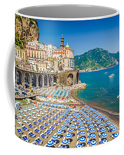 Town Of Atrani Coffee Mug