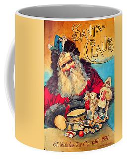 Toy Company 1894 Coffee Mug by Lenore Senior