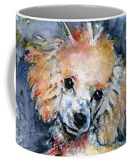Toy Poodle Coffee Mug