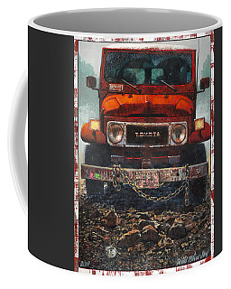 Toyota Coffee Mug